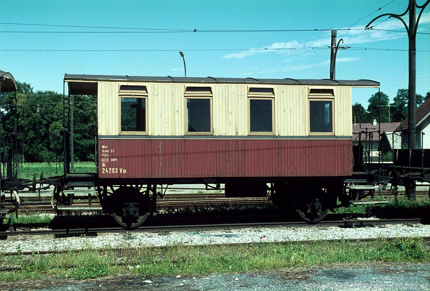 Personenwagen kkStB Ci 9624