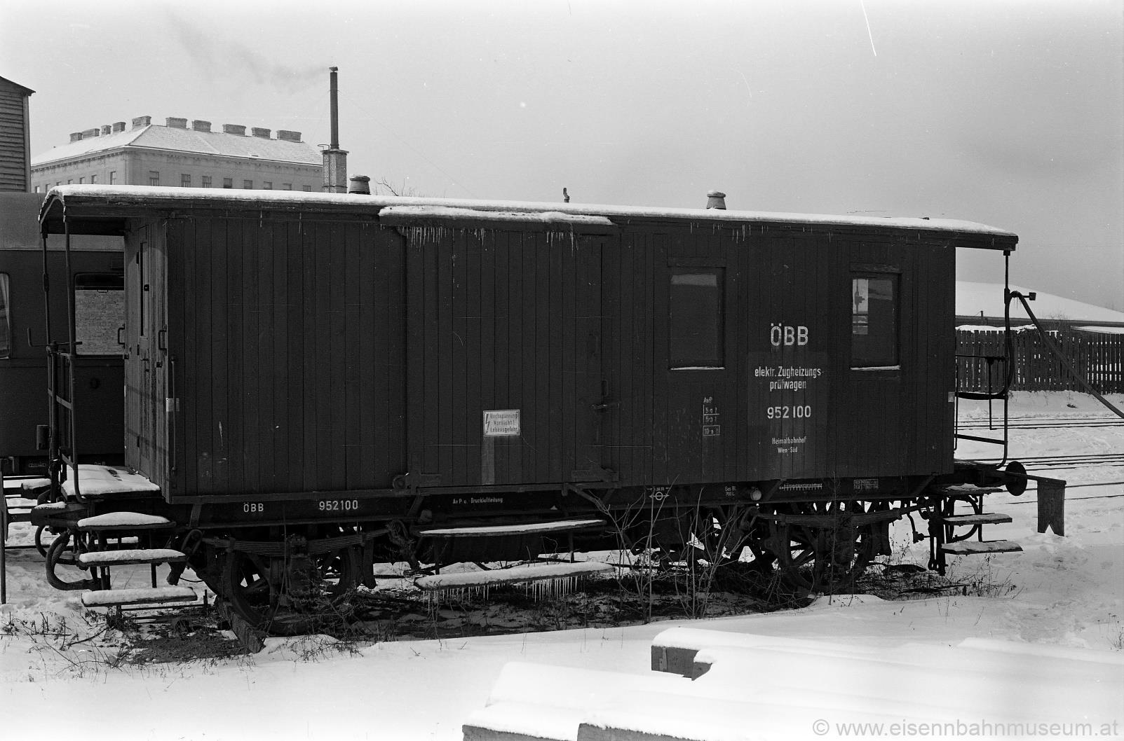 Dienstwagen StEG Deg 2504