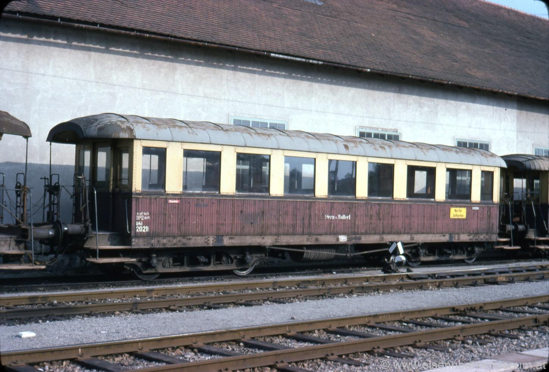 Personenwagen LWP C4iph 42 950