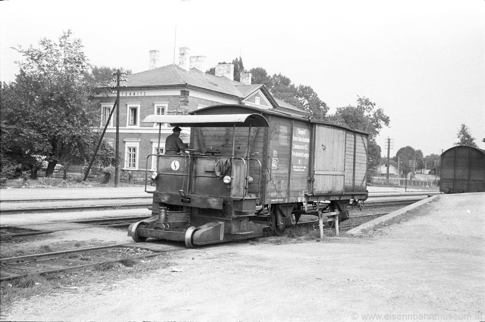 Lokomotor Breuer Type II