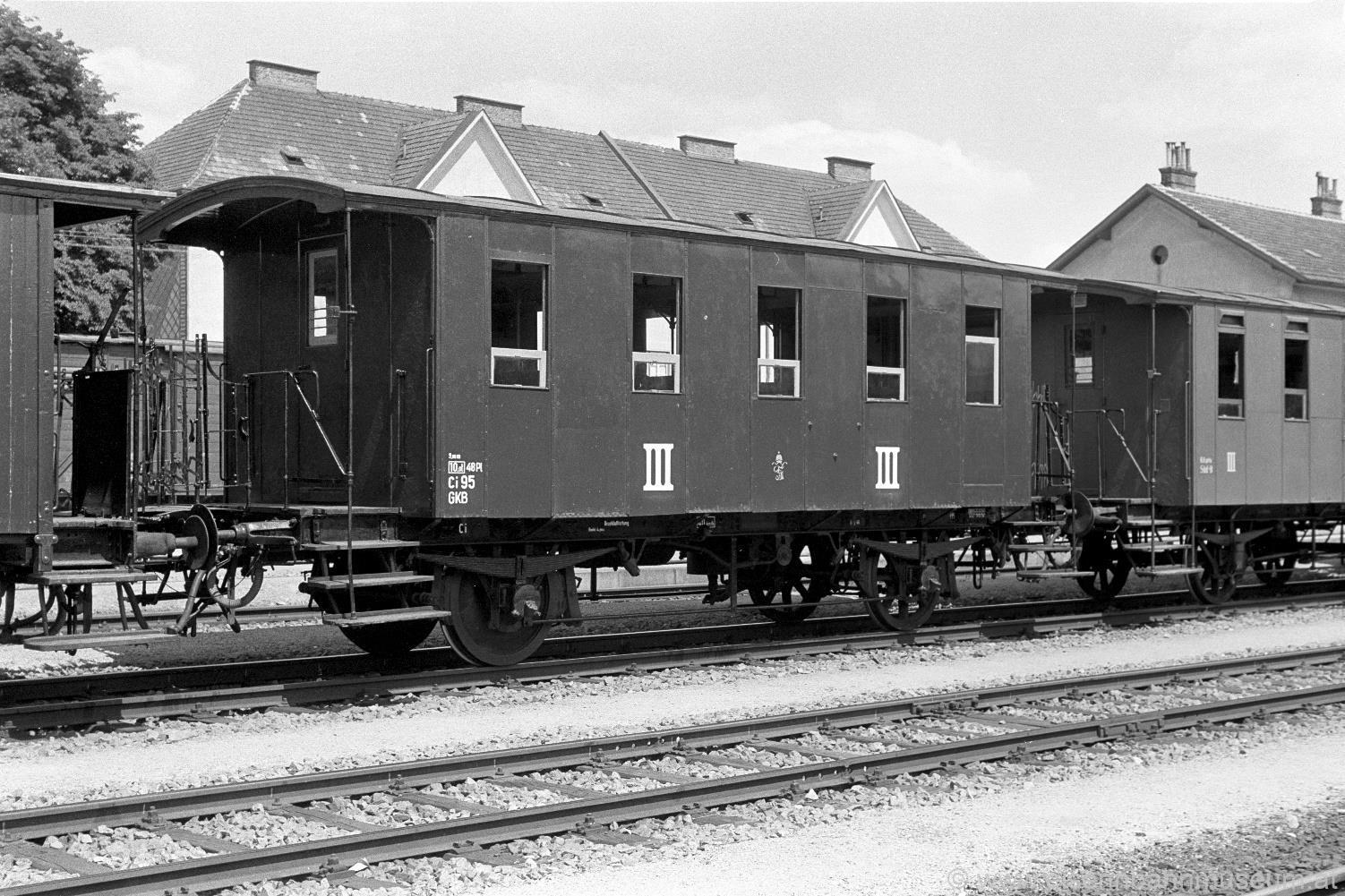 Personenwagen SB-DV C 1390