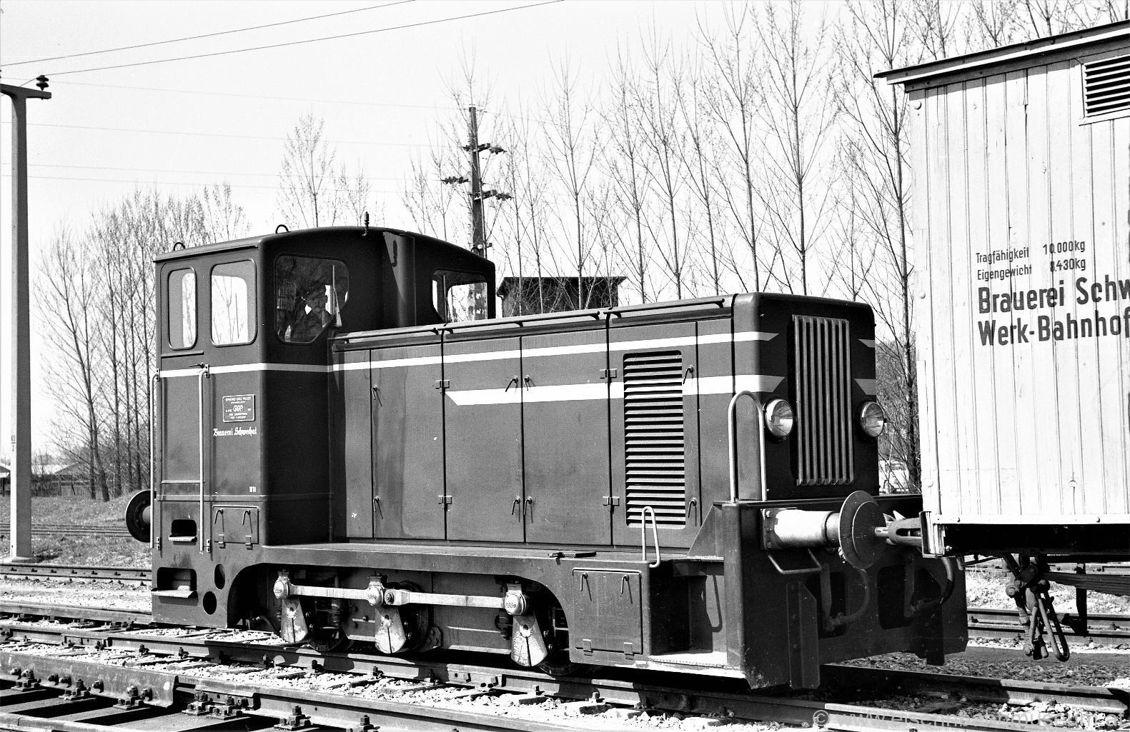 Werklok SGP LDH 130