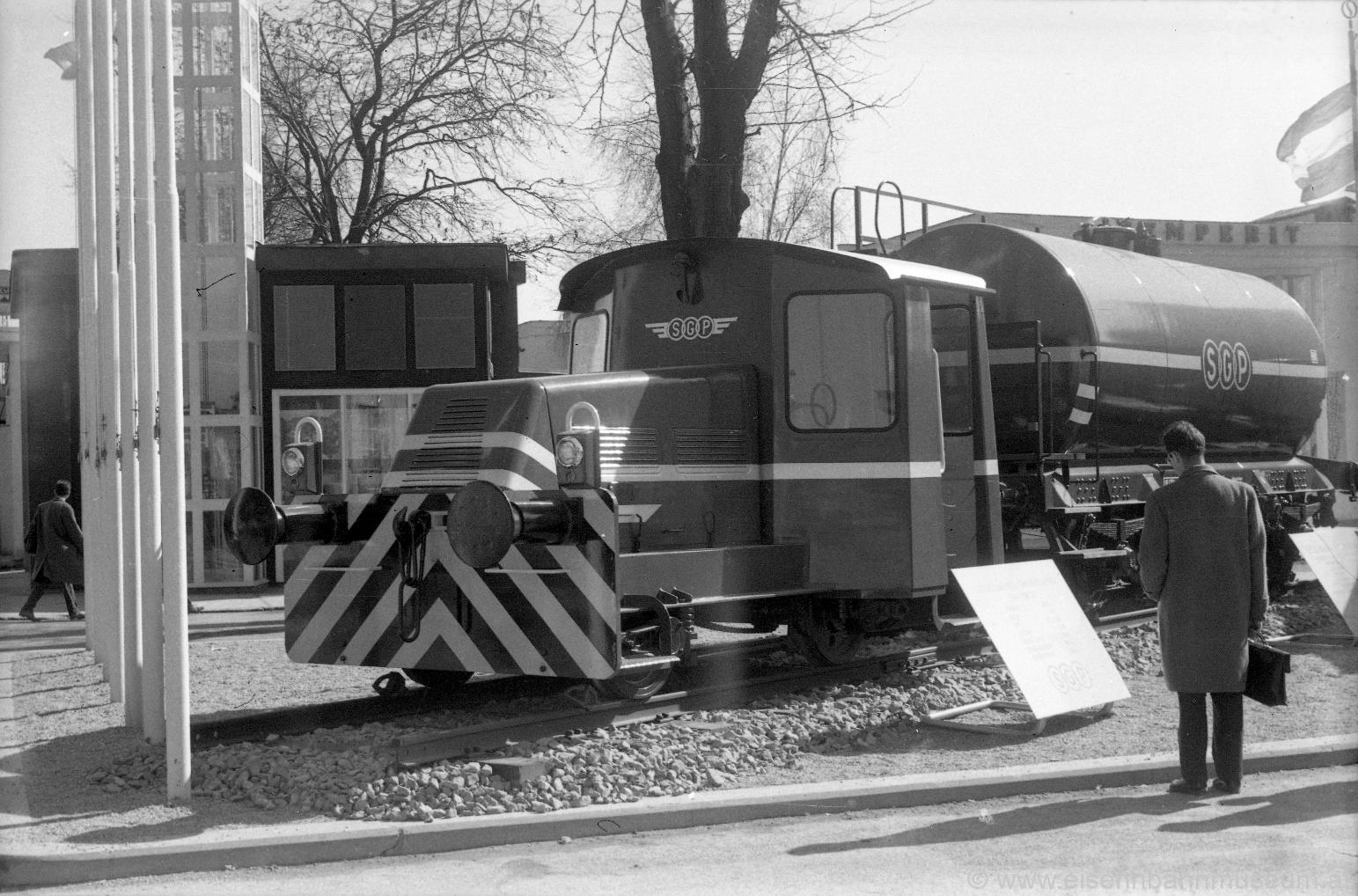 Werklok SGP LDM 35