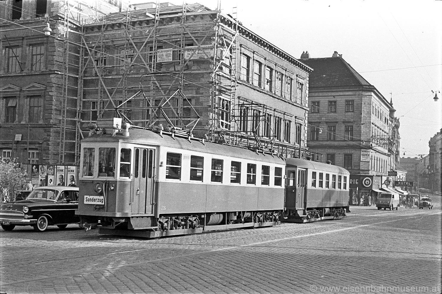 Personenwagen WLB 43