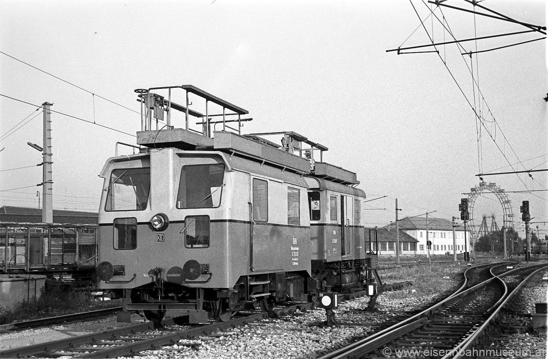 Motorgerüstwagen X 952.05